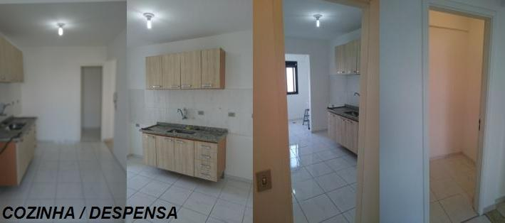 Apartamento residencial à venda, Jardim Maria Rosa, Taboão d