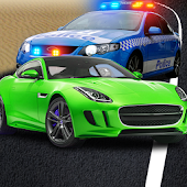 Download Police Chase Hot Racing Car APK