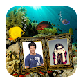 Dual Photo Aquarium Wallpaper APK for Bluestacks