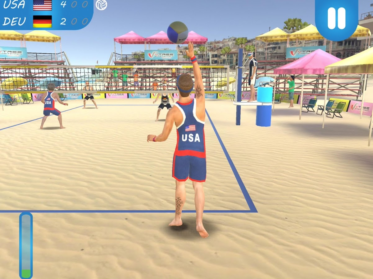 Beach Volleyball 2016 Screenshot 9