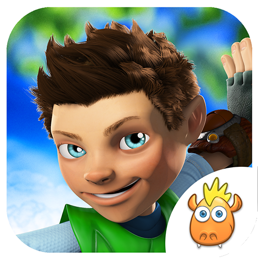 Tree Fu Tom:  Play and Learn (game)