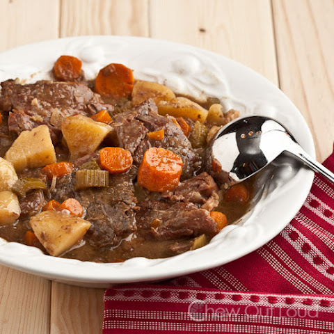 Most Tender Pot Roast (Slow-cooker)