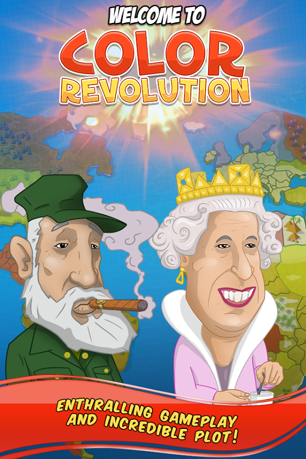 Strategy Color Revolution Screenshot 3