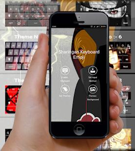 App Sharingan Keyboard Emoji APK for Windows Phone
