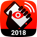Don't Touch My Phone - Anti Theft Alarm Icon