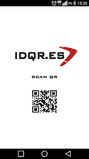 IDQR - screenshot