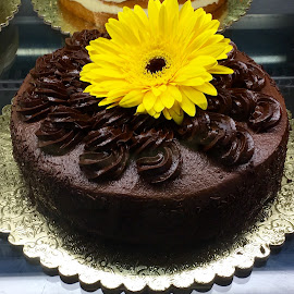 Chocolate Cake by Lope Piamonte Jr - Food & Drink Cooking & Baking