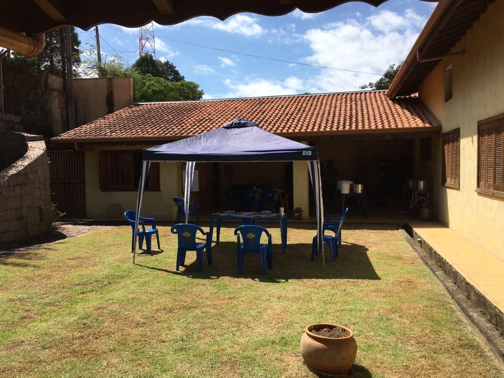 [Chácara residencial para locação, Bosque dos Pinheirinhos, Jundiaí.]