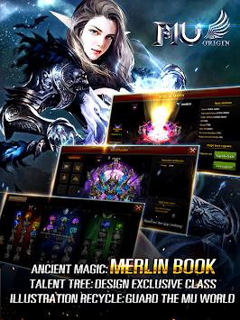MU Origin-SEA apk screenshot