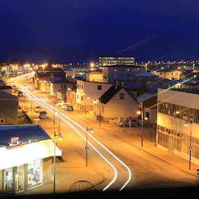 Keflavik by Roni Terisno - City,  Street & Park  Markets & Shops
