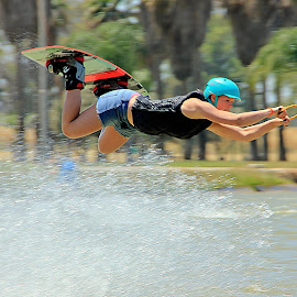 LAKE TELAVIV by Dong Joel - Sports & Fitness Watersports ( watersports, sports&fitness )