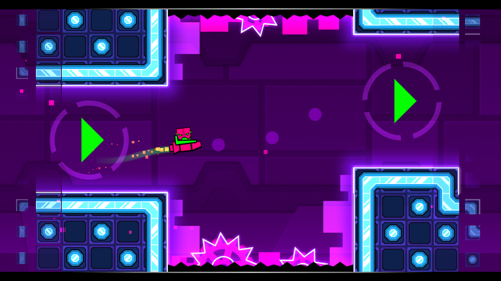 Geometry Dash Meltdown Screenshot 8
