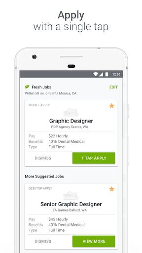 Job Search by ZipRecruiter screenshot 4