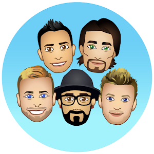 BSBmoji by Backstreet Boys Icon