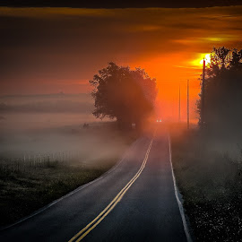 by Ron Meyers - Transportation Roads