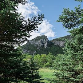 by Marie Laplante - Landscapes Mountains & Hills