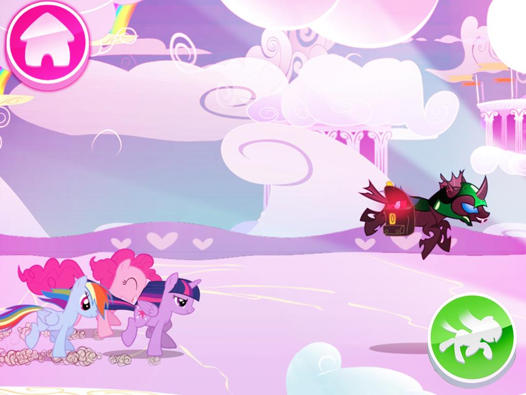 My Little Pony: Harmony Quest Screenshot 2