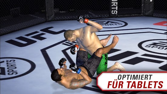 EA SPORTS™ UFC® Screenshot