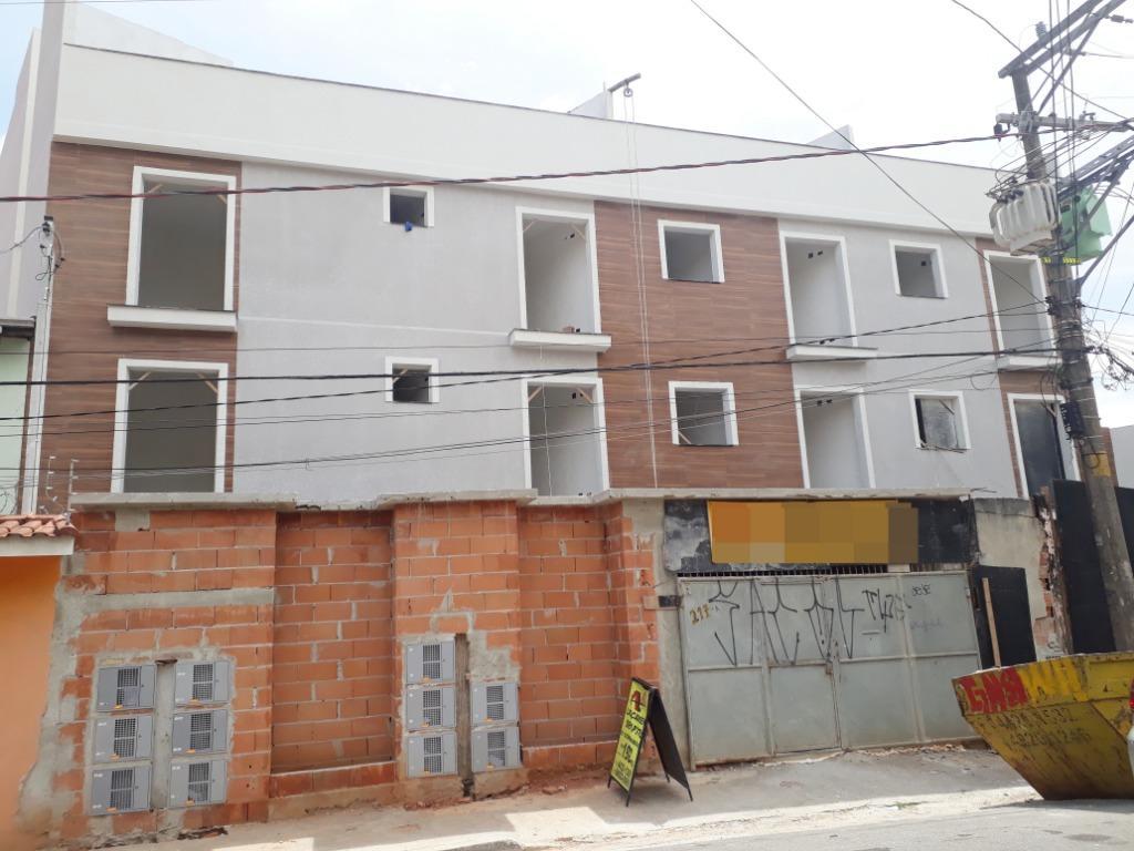 Edifício Los Angeles Apartamento Vila Príncipe de Gales, Santo André (ap2175)