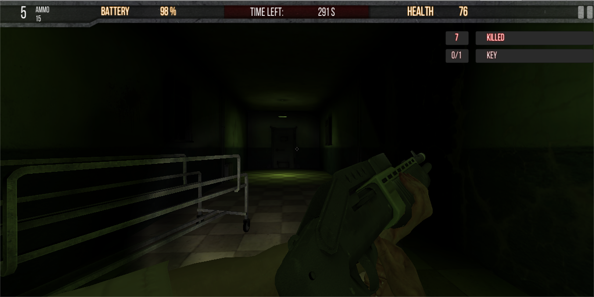 Zombie Hospital Screenshot