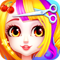 Game Hair Salon Games: Girl Makeover apk for kindle fire