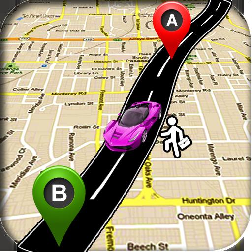 GPS Route Finder (app)