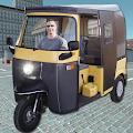 Driving Tuk Tuk Auto Rickshaw APK for Bluestacks
