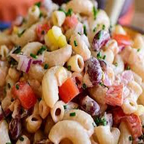 Shrimp Dill Pasta Salad Recipe | Yummly