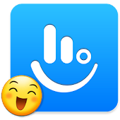 TouchPal Emoji Keyboard - Emoji,theme, sticker,gif APK for Bluestacks