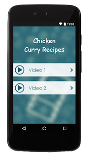 Chicken Curry Recipes Guide - screenshot