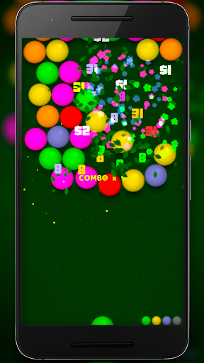 Magnetic balls bubble shoot screenshot 13