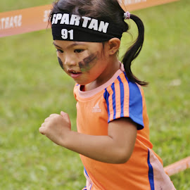 Young Athlete by Koh Chip Whye - Sports & Fitness Running