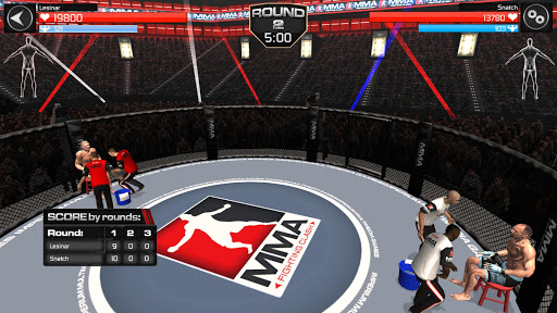 MMA Fighting Clash screenshot 30