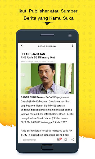 BaBe+ - Berita Indonesia screenshot 4