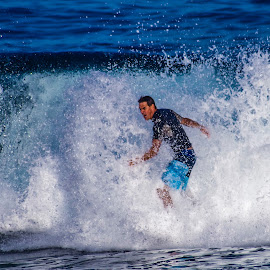 Surfing11 by Mark Holden - Sports & Fitness Surfing
