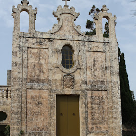 A Wayside Chapel in Malta by Peter Calleja - Buildings & Architecture Public & Historical