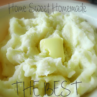 White Mashed Potatoes Recipes
