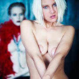 Ninalicious by Reto Heiz - Nudes & Boudoir Artistic Nude ( studio, nude, puppet, ninalicious )