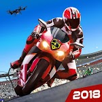 Bike Racing 2018 - Extreme Bike Race Icon