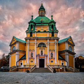 Monastery Complex on the Holy Mountain in Gostyń -  by Stanley P. - Buildings & Architecture Places of Worship ( architecture, worship )