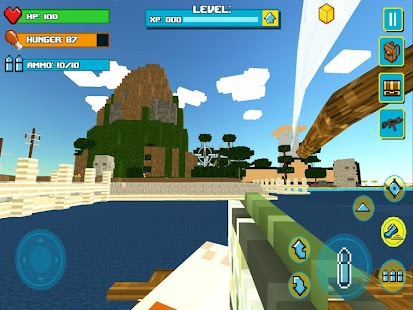 Game Survival Games Block Island APK for Kindle