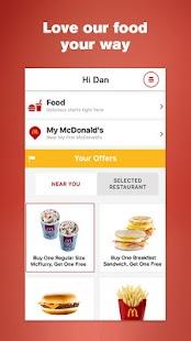 App My McD's APK for Kindle