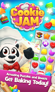 Cookie Jam APK Descargar