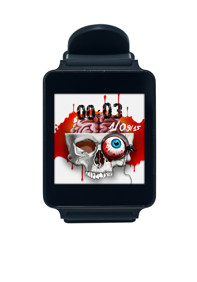 Watch Face: Halloween Screenshot 4
