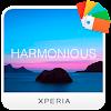 XPERIA Harmonious Theme