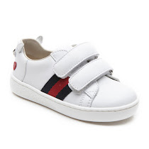Gucci Rabbit Strap Trainer VELCRO