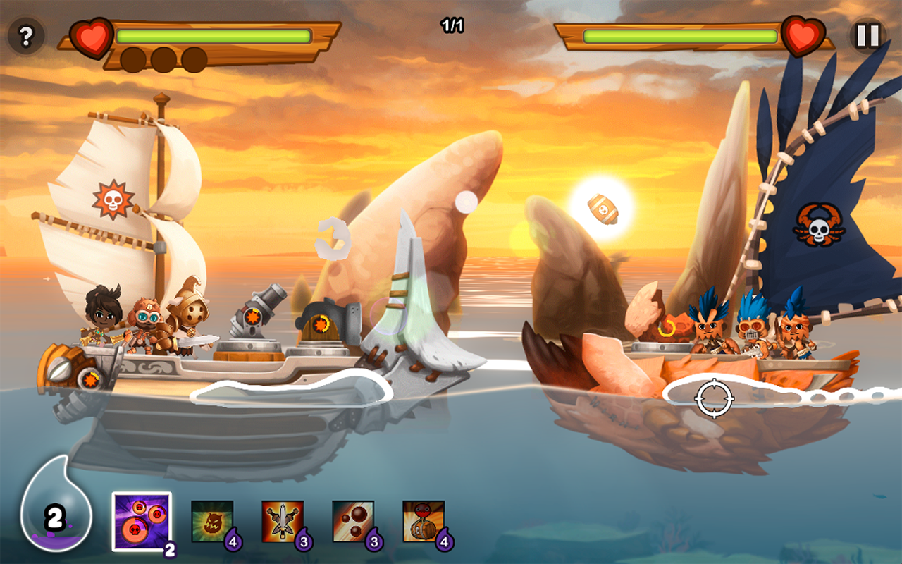 Pirate Power Screenshot 5