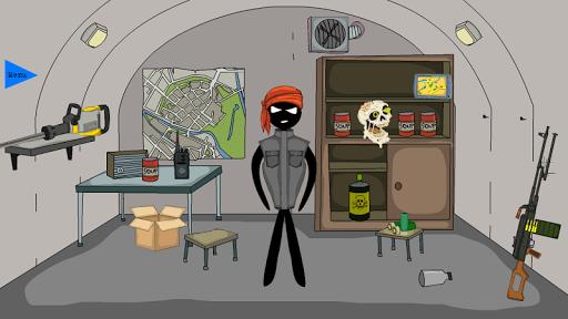 Stickman bunker