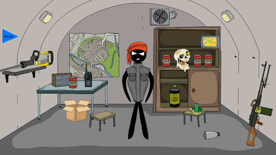 Stickman bunker for pc