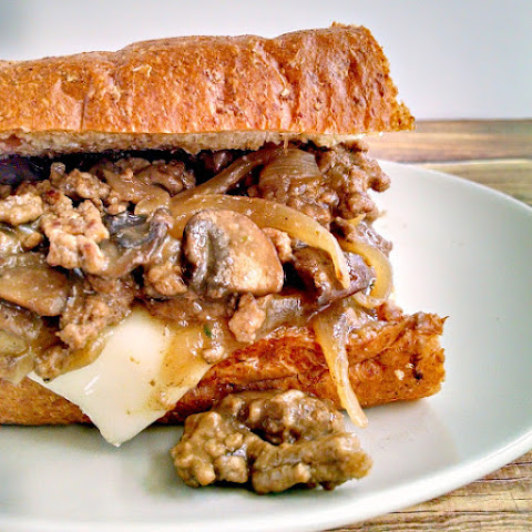 Hot Hamburger Hoagie